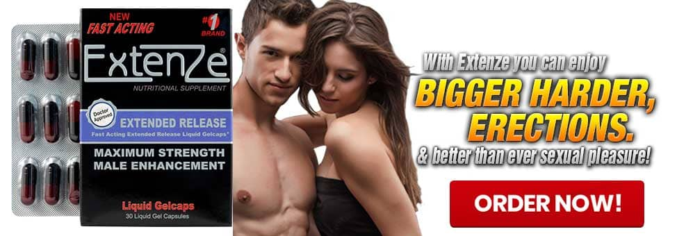 Buy ExtenZe from official website