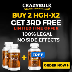 Buy Now HGH-X2