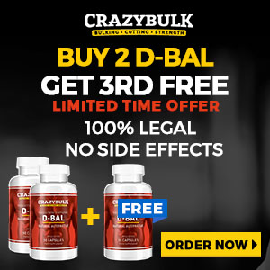 Buy D bal and get 1 for free