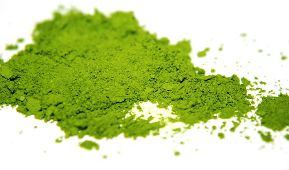 The Extracts of Green Tea