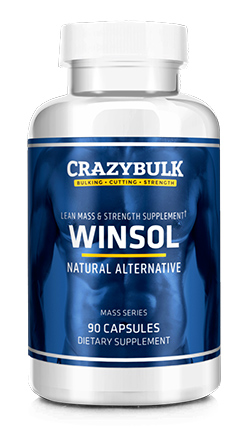 Winsol (Winstrol) Female Bodybuilding Supplements