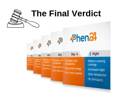 The Final Verdict Phen24